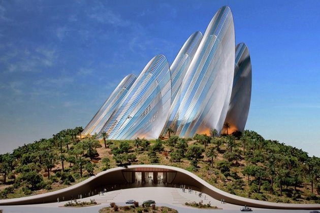 A new museum will be opened in Abu Dhabi