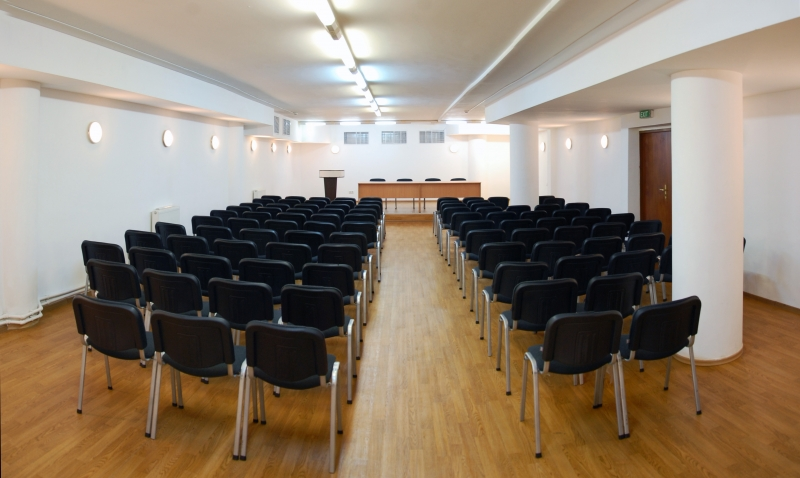 Conference hall №4 (100-110 seats)